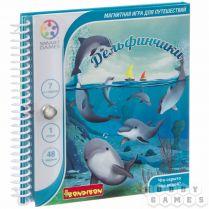 Магнитная игра Дельфинчики