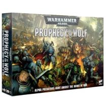 Warhammer 40000. Prophecy Of The Wolf (English)