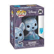 Фигурка Funko POP! Art Series Disney Treasures of The Vault Bambi w/Case (Exc)