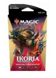 Magic. Ikoria: Lair of Behemoths. Monsters Theme Booster