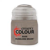 Краска Base: Runelord Brass (12 мл)