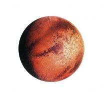 Фигурный деревянный пазл И-ной - Марс
