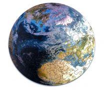Фигурный деревянный пазл И-ной - Земля