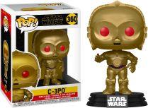 Фигурка Funko POP! Bobble: Star Wars: Rise of Skywalker-C-3PO (Red Eyes)