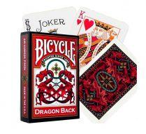 Bicycle Dragon Back (красные)