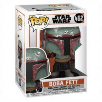 Фигурка Funko POP! Bobble Star Wars Mandalorian Boba Fett