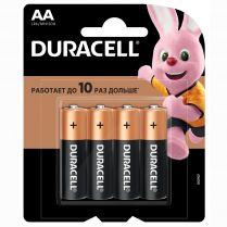 Батарейки DURACELL LR6/MN1500 4BP CN