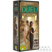 7 чудес: Дуэль - Агора (7 Wonders Duel: Agora)