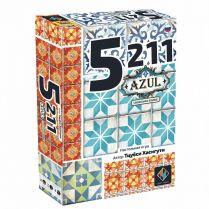 5-2-1-1 AZUL