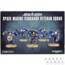 Space Marines Vanguard Veteran Squad