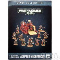 Start Collecting! Adeptus Mechanicus