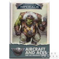Aircraft and Aces: Ork Air WAAAGH! Cards