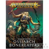 Battletome: Ossiarch Bonereapers (Hardback)