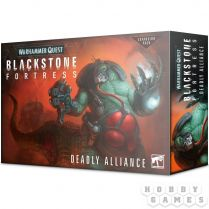 Warhammer Quest: Blackstone Fortress. Deadly Alliance