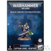Ultramarines Captain Uriel Ventris