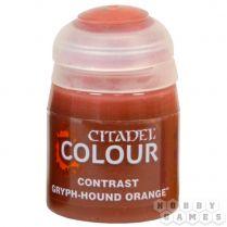 Краска Contrast: Gryph-Hound Orange