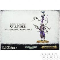 Daemons of Slaanesh Syll'esske, The Vengeful Allegiance