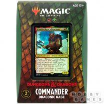MTG. Commander. Adventures in the Forgotten Realms: Draconic rage