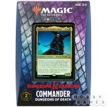 MTG. Commander. Adventures in the Forgotten Realms: Dungeons of death