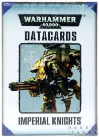 Datacards: Imperial Knights 7th edition