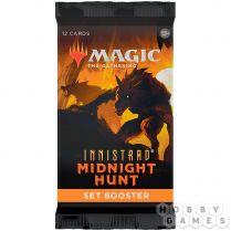 MTG. Innistrad: Midnight Hunt. Set Booster
