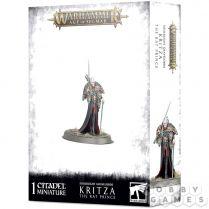 Soulblight Gravelords: Kritza, The Rat Prince