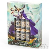 Lumineth Realm-lords Dice Set