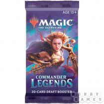 MTG. Commander Legends - драфт-бустер на английском языке