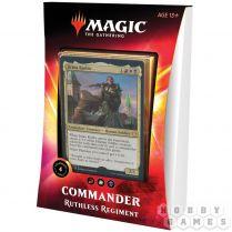 Magic. Ikoria Commander 2020: Ruthless Regiment на английском языке