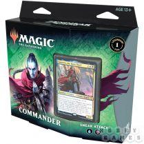 MTG. Zendikar Rising Commander: Sneak Attack