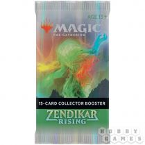 MTG. Zendikar Rising - коллекционный бустер на английском языке