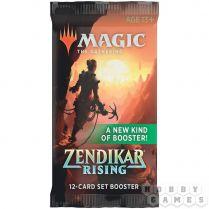 MTG. Zendikar Rising - бустер выпуска на английском языке