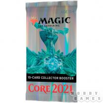 Magic. Core Set 2021 - коллекционный бустер на английском языке