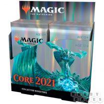 Magic. Core Set 2021 - дисплей коллекционных бустеров на английском языке