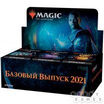 Magic. Базовый выпуск 2021 - дисплей бустеров