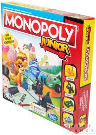Монополия Junior (новое издание)