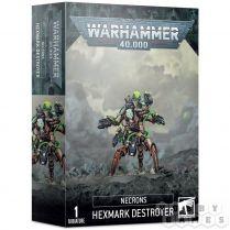 Necrons: Hexmark Destroyer