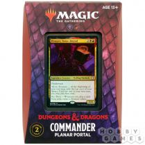 MTG. Commander. Adventures in the Forgotten Realms: Planar portal