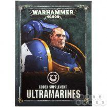 Codex Supplement: Ultramarines 8th edition (Hardback)