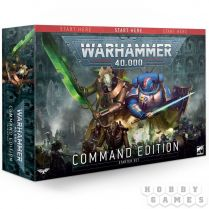 Warhammer 40,000: Command Edition на английском языке
