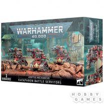 Adeptus Mechanicus Kataphron Battle Servitors (2021)