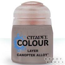 Краска Layer: Canoptek Alloy