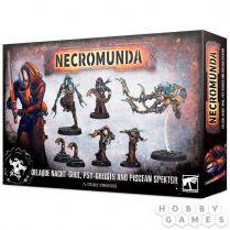 Necromunda: Delaque Nacht-Ghul, Psy-Gheists and Piscean Spektor