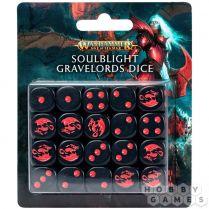 Soulblight Gravelords Dice Set