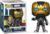 Фигурка Funko POP! Bobble: Marvel: Marvel 80th: Iron Man Model 39 (GW) (Exc)