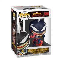 Фигурка Funko POP! Bobble: Marvel: Marvel Venom S3: Captain Marvel