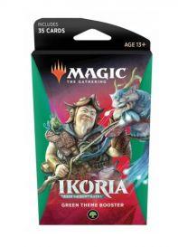 Magic. Ikoria: Lair of Behemoths. Green Theme Booster