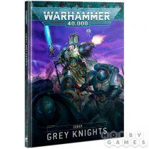 Codex: Grey Knights (Hardback)