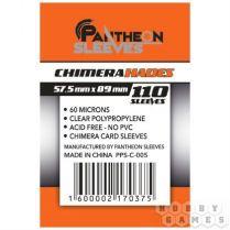 Протекторы Pantheon Sleeves Hades Chimera стандарт (110 шт., 57.5x89 мм)