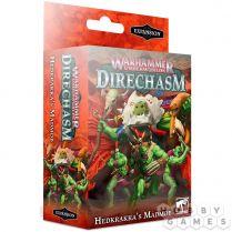 Warhammer Underworlds: Hedkrakka's Madmob (eng)